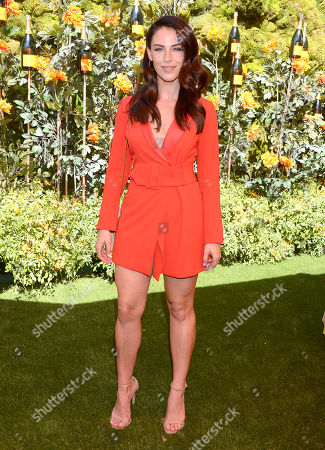 Editorial photo of Veuve Clicquot Polo Classic, Arrivals, Will Rogers State Historic Park, Los Angeles, USA - 05 Oct 2019