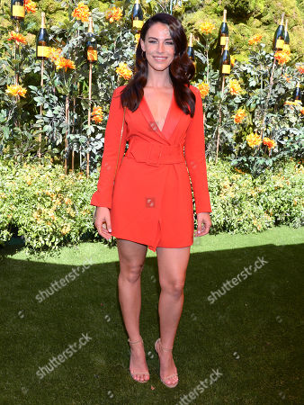Editorial picture of Veuve Clicquot Polo Classic, Arrivals, Will Rogers State Historic Park, Los Angeles, USA - 05 Oct 2019