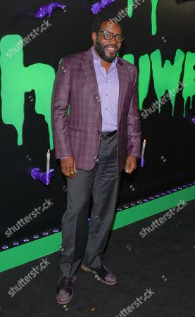 Stock Picture of Chad Coleman