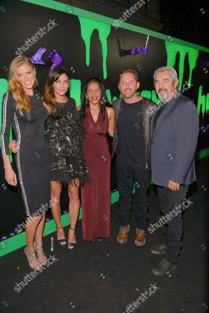 Adrianne Palicki, Jessica Szohr, Penny Johnson Jerald, Scott Grimes and Jon Cassar
