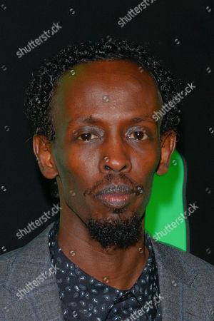 Barkhad Abdi