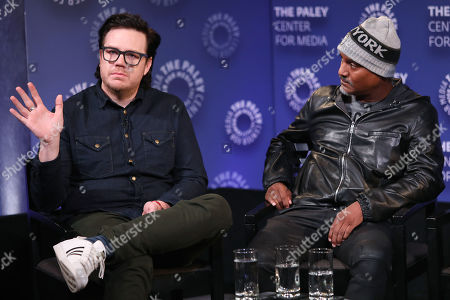 Josh McDermitt and Seth Gilliam