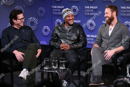 "Editorial image of PaleyFest NY Presents - ""THE WALKING DEAD"", New York, USA - 05 Oct 2019"