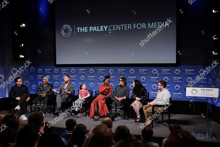 "Editorial picture of PaleyFest NY Presents - ""THE WALKING DEAD"", New York, USA - 05 Oct 2019"
