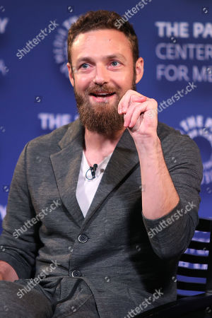 Stock Image of Ross Marquand