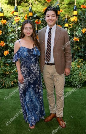 Editorial image of 10th Annual Veuve Clicquot Polo Classic, Los Angeles, USA - 05 Oct 2019