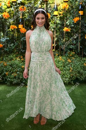 Editorial picture of 10th Annual Veuve Clicquot Polo Classic, Los Angeles, USA - 05 Oct 2019
