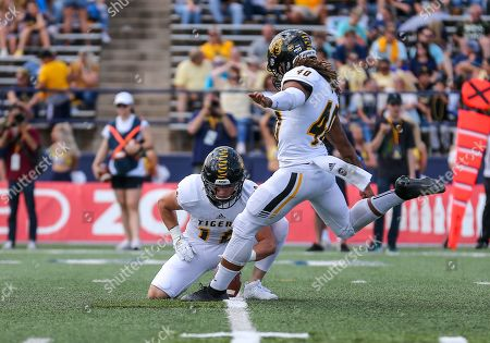 Editorial image of NCAA Football Fort Hays State vs Central Oklahoma, Edmond, USA - 05 Oct 2019