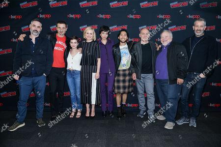 Editorial picture of FX 'DEVS' panel, New York Comic Con, USA - 05 Oct 2019