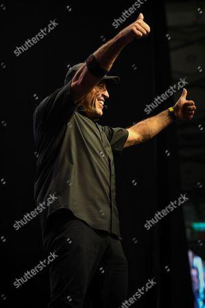 Editorial image of Tony Robbins in concert at Menorah Arena, Tel Aviv, Israel - 04 Oct 2019