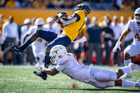 Editorial picture of NCAA Football Texas vs West Virginia, Morgantown, USA - 05 Oct 2019