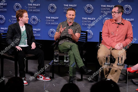 Seth Green, Breckin Meyer and Matthew Senreich