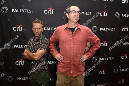 Breckin Meyer, Seth Green and Matthew Senriech