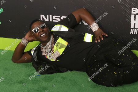 Editorial image of BET Hip Hop Awards, Arrivals, Atlanta, USA - 05 Oct 2019