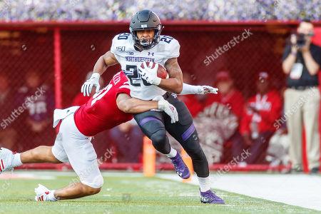 Editorial picture of NCAA Football Northwestern vs Nebraska, Lincoln, USA - 05 Oct 2019
