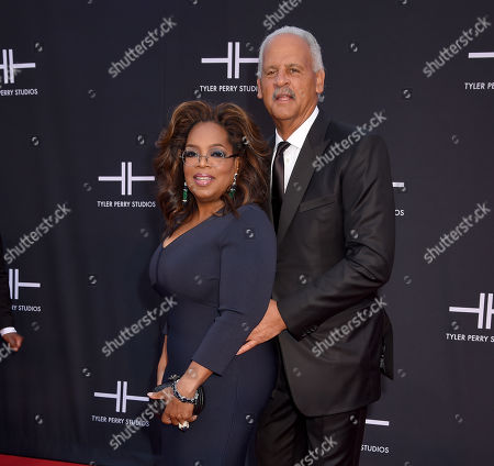 Editorial image of Tyler Perry Studios Grand Opening, Arrivals, Atlanta, USA - 05 Oct 2019