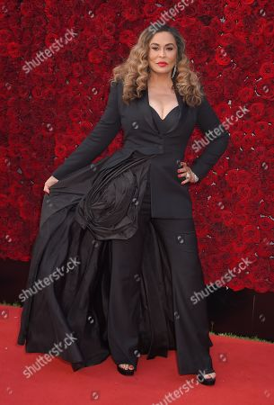 Stock Picture of Tina Knowles