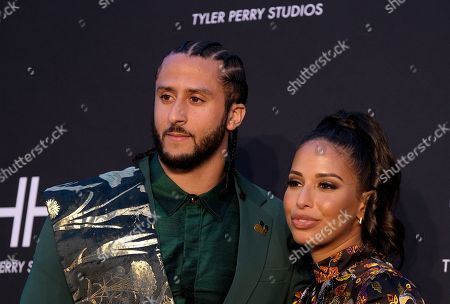 Editorial picture of Tyler Perry Studios Grand Opening, Arrivals, Atlanta, USA - 05 Oct 2019