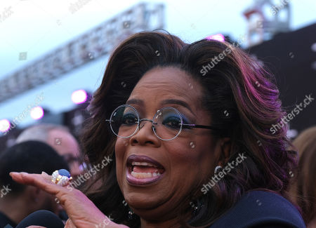 Stock Picture of Oprah Winfrey