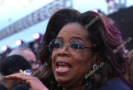 Stock Image of Oprah Winfrey