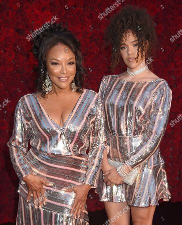 Lynn Whitfield and daughter Grace Gibson