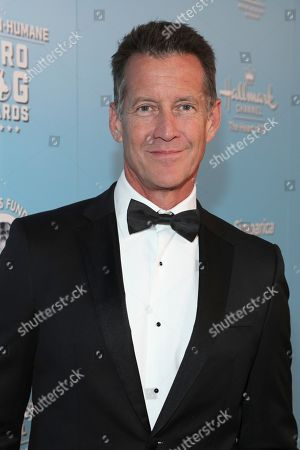 James Denton is seen at the 2019 American Humane Hero Dog Awards at The Beverly Hilton, in Beverly Hills, Calif