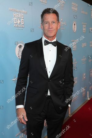 Stock Image of James Denton is seen at the 2019 American Humane Hero Dog Awards at The Beverly Hilton, in Beverly Hills, Calif
