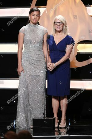 Sofia Wylie, Barbara Niven. Sofia Wylie, left, and Barbara Niven speak at the 2019 American Humane Hero Dog Awards at The Beverly Hilton, in Beverly Hills, Calif. The 2019 American Humane Hero Dog Awards airs October 21, at 8pm ET/PT on Hallmark Channel