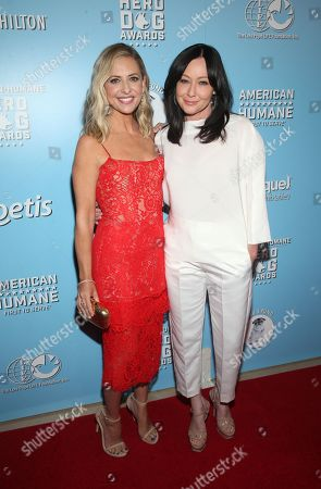 Editorial picture of American Humane Hero Dog Awards, Arrivals, Los Angeles, USA - 05 Oct 2019