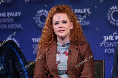 Editorial picture of Paleyfest NY: Star Trek Discovery, New York, USA - 05 Oct 2019