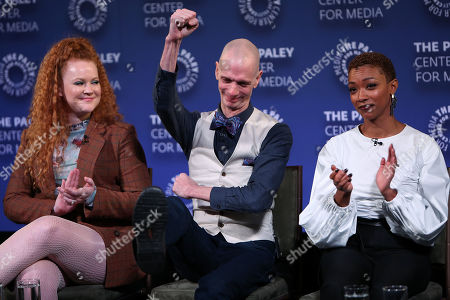 Editorial photo of Paleyfest NY: Star Trek Discovery, New York, USA - 05 Oct 2019