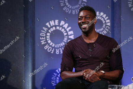 Stock Image of David Ajala