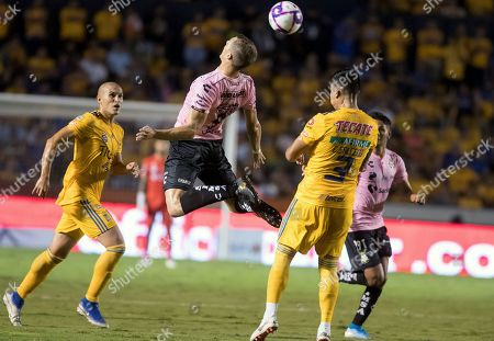 Editorial image of Tigres UANL vs. Santos Laguna, Monterrey, Mexico - 05 Oct 2019