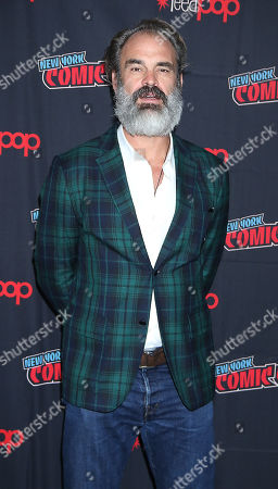 Editorial image of 'Snowpiercer' TV show panel, New York Comic Con, USA - 05 Oct 2019