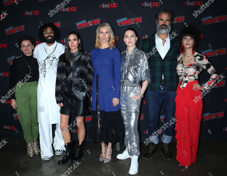 Alison Wright, Daveed Diggs, Jennifer Connelly, Mickey Sumner, Lena Hall, Steven Ogg and Sheila Vand