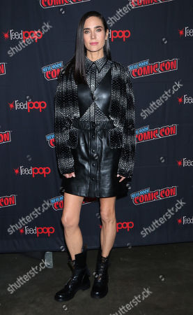 Editorial picture of 'Snowpiercer' TV show panel, New York Comic Con, USA - 05 Oct 2019