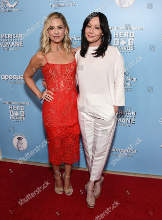 Editorial photo of American Humane Hero Dog Awards, Arrivals, Los Angeles, USA - 05 Oct 2019