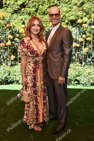 Editorial picture of Veuve Clicquot Polo Classic, Arrivals, Arrivals, Los Angeles, USA - 05 Oct 2019