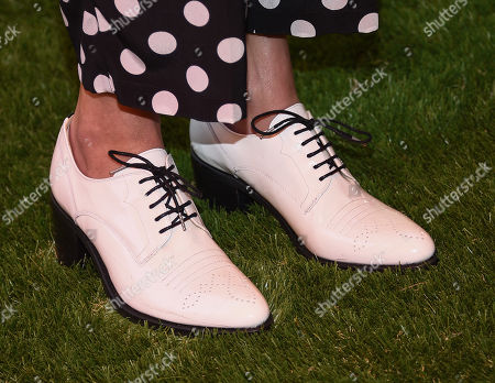 Julia Roberts, shoe detail