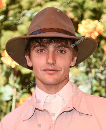 Editorial image of Veuve Clicquot Polo Classic, Arrivals, Arrivals, Los Angeles, USA - 05 Oct 2019