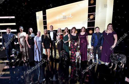 Editorial image of 2019 American Humane Hero Dog Awards, Los Angeles, USA - 05 Oct 2019