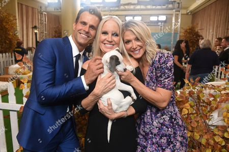 Cameron Mathison, Michelle Vicary, Debbie Matenopoulos. Cameron Mathison, from left, Michelle Vicary, and Debbie Matenopoulos are seen at the 2019 American Humane Hero Dog Awards at The Beverly Hilton, in Beverly Hills, Calif. The 2019 American Humane Hero Dog Awards airs October 21, at 8pm ET/PT on Hallmark Channel