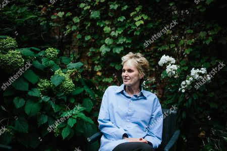 US writer Siri Hustvedt poses for a photograph at her home in Brooklyn, New York, USA, 12 September 2019 (issued 06 October 2019). Siri won the Princess of Asturias Award for Literature 2019.