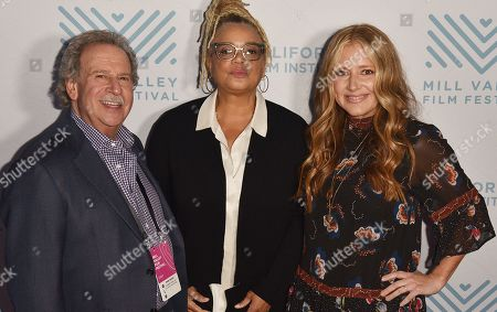 Mark Fishkin, Kasi Lemmons and Daniela Taplin Lundberg