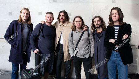 The Band 'Blossom', leaves the BBC after appearing on 'The Andrew Marr Show'.