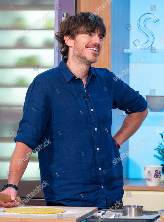 Stock Picture of Simon Reeve