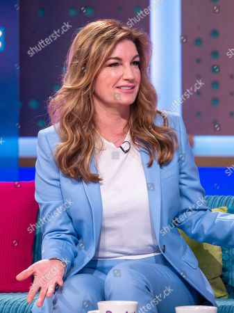 Editorial picture of 'Sunday Brunch' TV show, London, UK - 06 Oct 2019