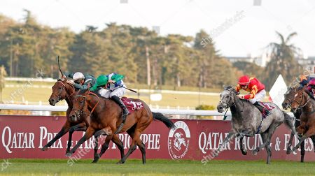 Editorial image of Horse Racing - 06 Oct 2019
