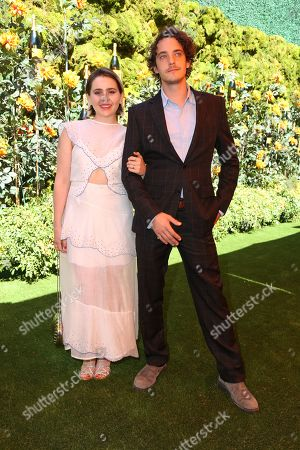 Editorial image of Veuve Clicquot Polo Classic, Arrivals, Will Rogers State Park, Los Angeles, USA - 05 Oct 2019