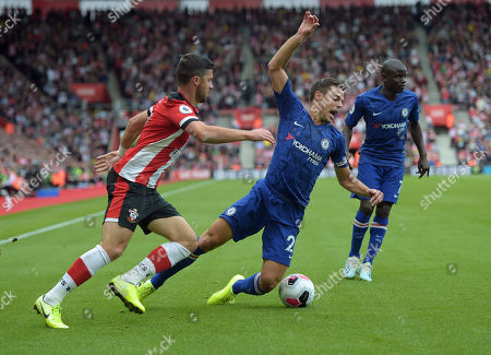 Editorial picture of Southampton vs Chelsea, United Kingdom - 06 Oct 2019